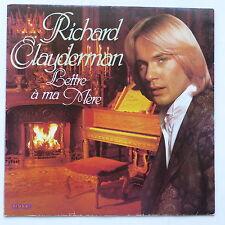 RICHARD CLAYDERMAN Lettre a ma mere 700040