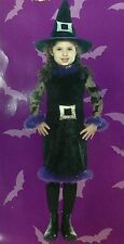 Polyester Complete Outfit Unbranded Witch Costumes