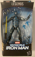 Marvel Legends Stealth Suit Invincible Iron Man 80th Anniversary