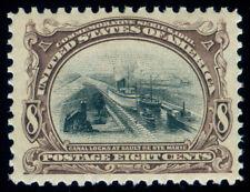 Momen: Us Stamps #298 Mint Og Nh Vf/Xf Pse Cert