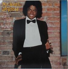 MICHAEL JACKSON~OFF THE WALL~EPC 83468~1st PRESS~G/FOLD~1979 DUTCH VINYL LP