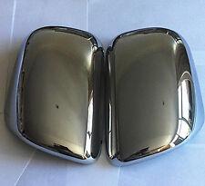1 Pair MIRROR COVER HOUSING FOR TOYOTA HILUX VIGO SR5 MK6 CHROME 2005-2011 LH&RH