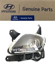 Genesis Sedan 2009-10-11 Fog Lamp Left Driver Side Fog Light Original Hyundai