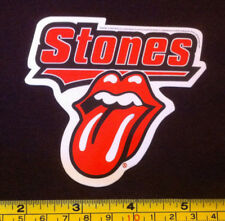 Rolling Stones Vinyl Official Sticker Label Music High Quality Mick Jagger New