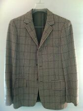 Men's Tailor Made Wool Jacket Fabric from Harrisons Edinburgh Small