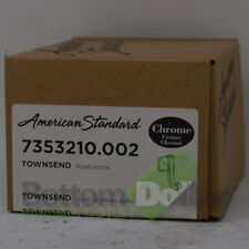 American Standard Townsend Robe Hook Polished Chrome 7353210.002
