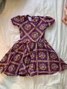 Rock Your Baby Dress Size 5 Purple Haze Skater RYB