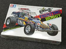"""Brand New Sealed Re-issue Tamiya 1/10 R/C Fighting Buggy Kit 2014 """"Factory Wrap"""""""
