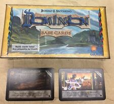 Dominion BASE Replacement cards Rio Grande  NEW/SEALED + 2 PROMOS FREE!