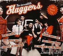 Zombies of Love von Incredible Staggers,the | CD | Zustand sehr gut