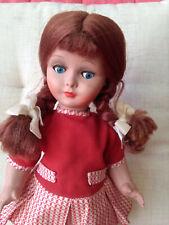 Bambola anni '50, antica, vintage marchio Bella, Francia