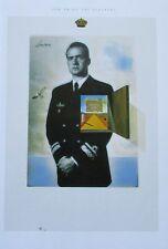 Der Prinz des Schlafes SALVADOR DALI Kunstdruck Reproduktion spanische Kunst