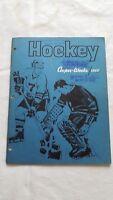 vintage coopers wports equipment catalog catalogue 1967 hockey football basketb