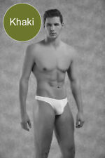 NEW Men's Doreanse Thong Sexy Khaki Tanga G-String Hang Loose Underwear 1280 XL
