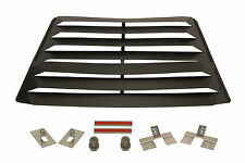 1979-1993 Ford Mustang Hatchback Rear Window Louvers