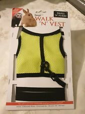 Small 'N' Furry Walk 'N' Vest 'N' Leash (Large)