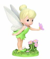 """Precious Moments, Disney Showcase Collection, """"Wings Of Wonder"""", Tinker Bell"""