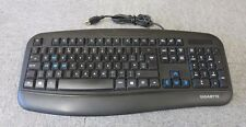 Gigabyte Force K3 USB Qwerty UK Wired Black Standard Gaming Keyboard