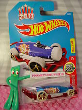 Happy New Year 2017 i Hot Wheels Carbonator #53✰Blue/Red Bottle opener✰Holiday✰C