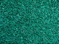 100g Frit Verde Petrolio Medium Italian Crushed Glass for Mosaic & Fusing COE104