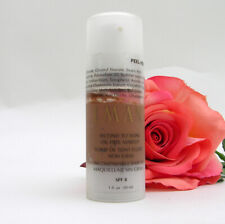 IMAN Second To None Oil-Free Makeup Earth 4 Pump SPF 8 Face Foundation 1 oz NEW