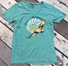 FOREVER HERMOSA • Hermosa Beach, California • Womens V-Neck Shirt LARGE