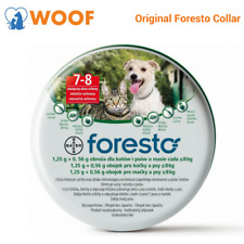 1Seresto/Foresto Bayer Flea Tick Collar 38cm For Small Medium Dogs/Cats