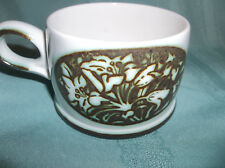 TIGER LILY BY WEDGWOOD FLAT CUP MADE IN ENGLAND 1962-1975 RARE
