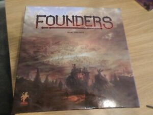 FOUNDERS OF GLOOMHAVEN BOARD GAME COMPLETE FREE UK POST