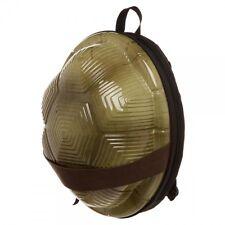 Teenage Mutant Ninja Turtles 3D Molded Shell Backpack Bag Movie Show BP42X0TMT