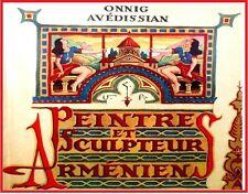 Peintres & Sculpteurs Armeniens ARMENIAN PAINTERS Art Artist Painting AVEDISSIAN