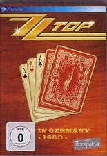 DVD (NEU!) . ZZ Top - Live in Germany (Rockpalast 1980 Tush La grange mkmbh