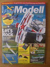 Flug Modell Nr. 7/2015.