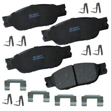 Disc Brake Pad Set-Stop Ceramic Brake Pad Front Bendix SBC805