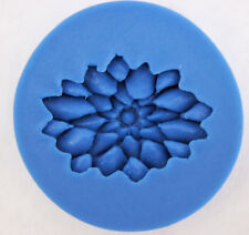Flower Mini Silicone Mold for Fondant, Gum Paste, Chocolate, Crafts - OF1