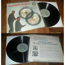 THE CHICO HAMILTON QUINTET - Gongs East! French Press ORG LP Jazz Be Bop BIEM