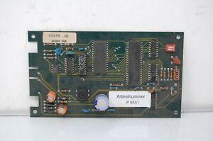 Gottlieb Platine Ersatzteile Board Flipper (P6551)
