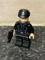 LEGO STAR WARS IMPERIAL SHUTTLE PILOT MINI FIGURE VGC