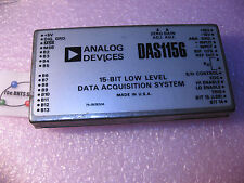 DAS1156 Analog Devices AD 15-Bit Data Acquisition System Module - NOS Qty 1