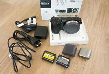 Sony Alpha nex-5r 16.1mp appareil photo numérique-Touch Display, WiFi (seulement Boîtier).