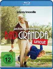 Blu-ray * JACKASS : BAD GRANDPA - EXTENDED CUT # NEU OVP =