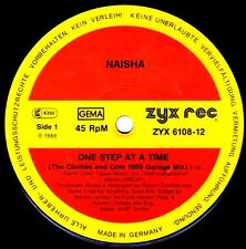 """12"""" - Naisha - One Step At A Time (HOUSE) NUEVO - NEW, STOCK STORE LISTEN"""