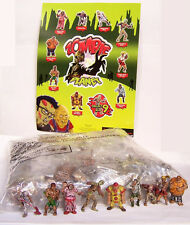 "ZOMBIE PLANET BULK BAG 100 pieces PAINTED Figures 1.5"" Toys Figurines Zombies O"