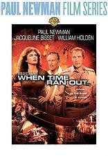 When Time Ran Out...-Warner DVD- New-Region -Paul Newman