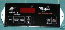Whirlpool 6610133 6610266 Gas Oven Control Touchpad