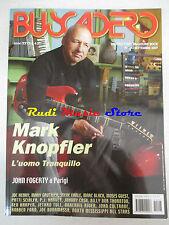 rivista BUSCADERO 293/2007 Mark Knopfler  Willy DeVille Fogerty Ben Harper (*)cd