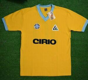 Napoli Cirio Maradona 1984 Retro Soccer Jersey Away