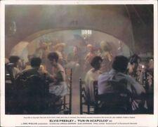 FUN IN ACAPULCO ELVIS PRESLEY ORIGINAL LOBBY CARD RARE