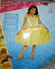 Disney Princess Belle Child Halloween Costume (Size 3T-4T) Beauty and the  Beast