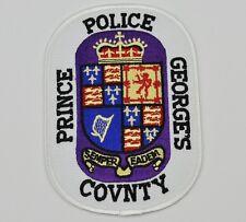 Prince George's Police Uniform Aufnäher USA Polizei Emblem Patch Bügelflicken